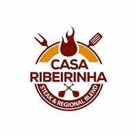 Casa Ribeirinha, Logo e Identidade, Alimentos & Bebidas