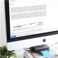 P3 Gestão Estratégica de Negócios, Logo e Identidade, Consultoria de Negócios