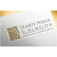 Duarte Pessoa & Almeida Advocacia Empresarial, Logo e Identidade, Advocacia e Direito