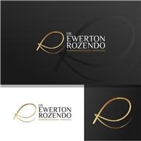 DR EWERTON ROZENDO, Logo e Identidade, Saúde & Nutrição