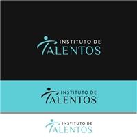 INSTITUTO DE TALENTOS, Logo e Identidade, Consultoria de Negócios