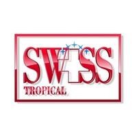SWISS TROPICAL, Logo e Identidade, Alimentos & Bebidas
