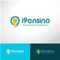 i9ensino, Logo e Identidade, Educação & Cursos