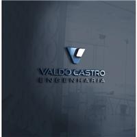 Valdo Castro Engenharia, Logo e Identidade, Construção & Engenharia