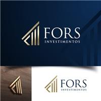 Fors Investimentos, Logo e Identidade, Contabilidade & Finanças