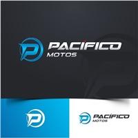 Pacífico Motos, Logo e Identidade, Automotivo