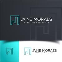 JA - Jaine Moraes arquiteta e urbanista, Logo e Identidade, Arquitetura