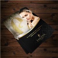 Enleva Estética, Peças Gráficas e Publicidade, Beleza
