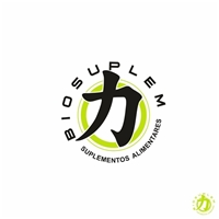 Biosuplem, Logo e Identidade, Alimentos & Bebidas