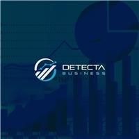 Detecta Business, Logo e Identidade, Consultoria de Negócios