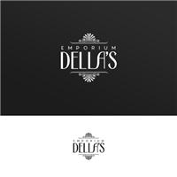 emporium della's, Logo e Identidade, Roupas, Jóias & acessórios