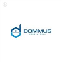 Dommus Imobiliaria, Logo e Identidade, Imóveis