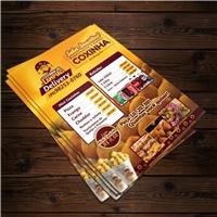 coxinha do lampiao, Peças Gráficas e Publicidade, Alimentos & Bebidas