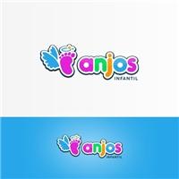 Anjos, Logo e Identidade, Roupas, Jóias & acessórios