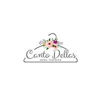 CantoDellas - moda feminina, Logo e Identidade, Roupas, Jóias & acessórios