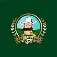 Café Miranda, Logo e Identidade, Alimentos & Bebidas