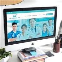 Clínica Valadares Marin, Web e Digital, Saúde & Nutrição