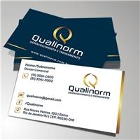 Qualinorm - Desenvolvimento e Treinamento, Logo e Identidade, Consultoria de Negócios