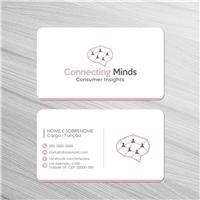 Connecting Minds Consumer Insights, Logo e Identidade, Marketing & Comunicação