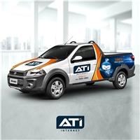 ATI Internet Banda Larga, Peças Gráficas e Publicidade, Computador & Internet
