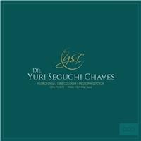 Dr. Yuri Seguchi Chaves, Logo e Identidade, Saúde & Nutrição