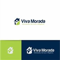 Viva Morada, Logo e Identidade, Imóveis