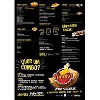 pastelaria tanaka, Peças Gráficas e Publicidade, Alimentos & Bebidas