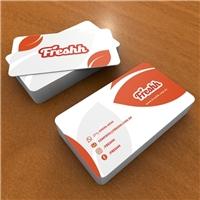 Freshh, Logo e Identidade, Alimentos & Bebidas