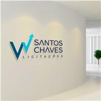 W. SANTOS CHAVES - EPP, Logo e Identidade, Alimentos & Bebidas