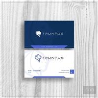 Trunfus, Logo e Identidade, Computador & Internet