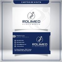 Rolimed Clínica Médica  , Logo e Identidade, Saúde & Nutrição