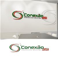 Conexao351, Logo e Identidade, Viagens & Lazer