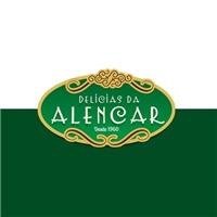 Delícias da Alencar, Logo e Identidade, Alimentos & Bebidas