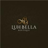 Luh Bella Boutique, Logo e Identidade, Roupas, Jóias & acessórios