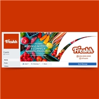 Freshh, Marketing Digital, Alimentos & Bebidas