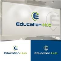 Education-Hub, Logo e Identidade, Educação & Cursos