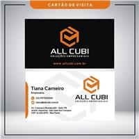ALL CUBI SOLUÇÕES EMPRESARIAIS LTDA, Logo e Identidade, Consultoria de Negócios