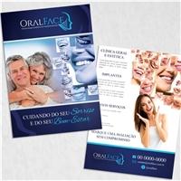 ORALFACE- Odontologia Estética & Implantodontia, Peças Gráficas e Publicidade, Saúde & Nutrição