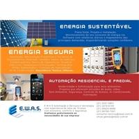E.W.A.S. Automação e Serviços, Peças Gráficas e Publicidade, Construção & Engenharia
