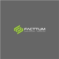 FACTTUM CONSTRUÇÃO E NEGÓCIOS, Logo e Identidade, Construção & Engenharia