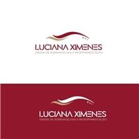 Luciana Ximenes- Design concept, Logo e Identidade, Beleza