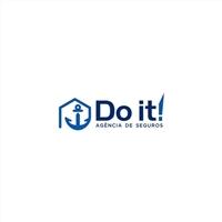 Do It! Agência de Seguros., Logo e Identidade, Outros