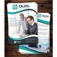 Dual Gestão de Risco, Peças Gráficas e Publicidade, Consultoria de Negócios