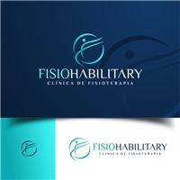 Fisio Habilitary, Logo e Identidade, Saúde & Nutrição