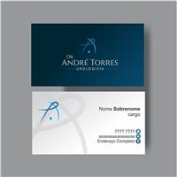 Dr André Torres., Logo e Identidade, Saúde & Nutrição