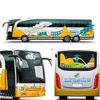 Rio 40º Turismo, Peças Gráficas e Publicidade, Viagens & Lazer