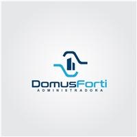 Domus Forti Administradora, Logo e Identidade, Consultoria de Negócios