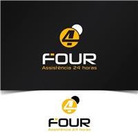 Four Assistência 24 horas , Logo e Identidade, Outros