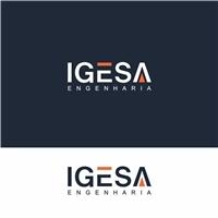 Igesa Engenharia, Logo e Identidade, Construção & Engenharia