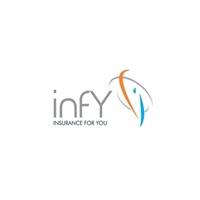 inFy - Insurance for you , Logo e Identidade, Contabilidade & Finanças